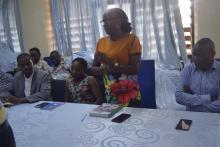 Secretaire Permanant du Ministere de la Fonction Publique,du Travail et de l'Emploi