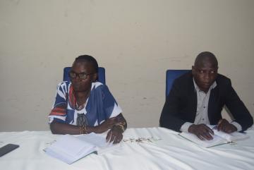 Sécretaire Permanant du Ministere de la Fonction Publique,du Travail et de l'Emploi